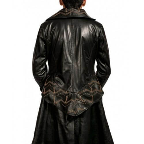 captain hook coat back side