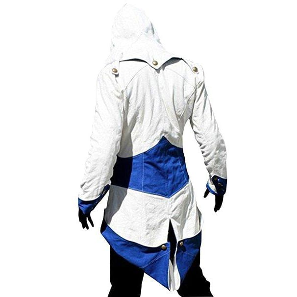 assassin's creed white coat