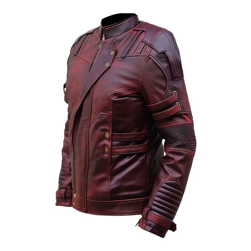 star lord leather jacket