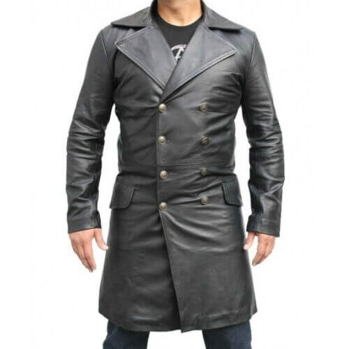 sweeney todd jacket front side