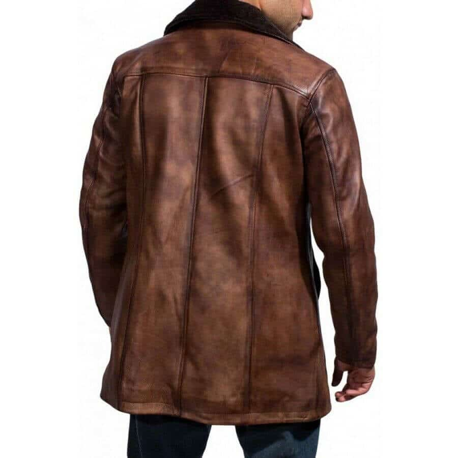 wolverine coat back side