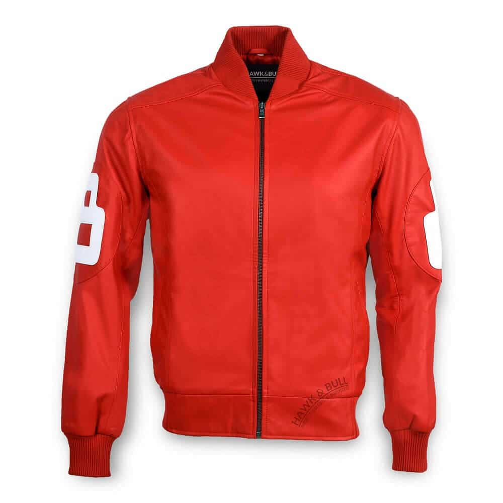 red 8 ball jacket